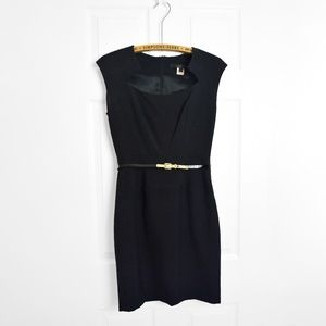 Luxe Career Sheath Dress